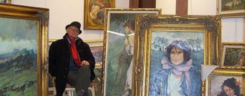 Montella piange la scomparsa del pittore Vinicio De Stefano