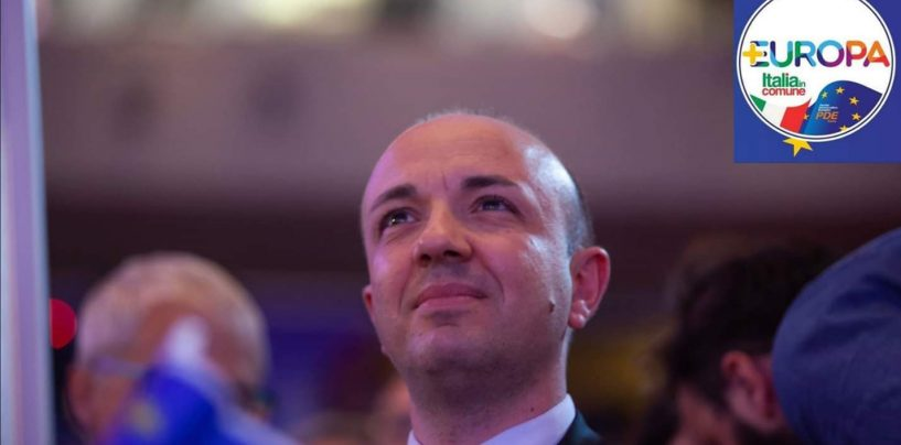Più Europa, il dirigente nazionale Galtieri al Circolo della Stampa