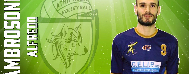 E' Alfredo Ambrosone il secondo colpo di mercato targato Atripalda Volleyball