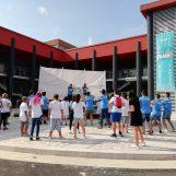 """VIDEO / """"Grest"""", altro successo del Vescovo: oltre 40 ragazzi animano il Polo Giovani e Parco Palatucci"""