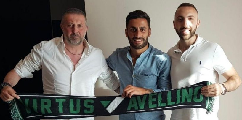 Virtus Avellino nel vivo del mercato acquisti: ingresso del centrocampista Liguori