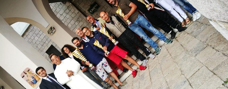 Slalom di Montervergine, vince il pluricampione Luigi Vinaccia