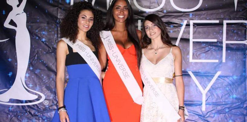 La bella Nicole di Summonte si avvicina alla finale di Miss Universe Italy 2019
