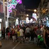 """Notte Bianca ad Atripalda, soddisfatti i commercianti: """"E' stato un successo"""""""