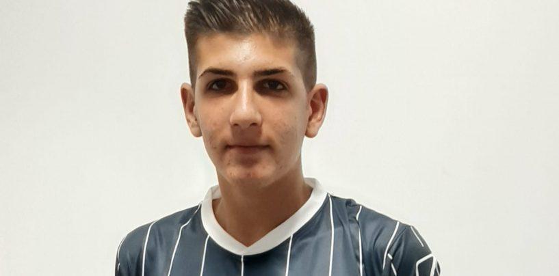 Simone Volpe lascia l'Asd Calcio: va a difendere i pali della Cavese