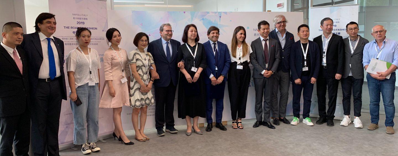Moda, parte la sfida che mette insieme Italia e Cina: Solofra sarà protagonista