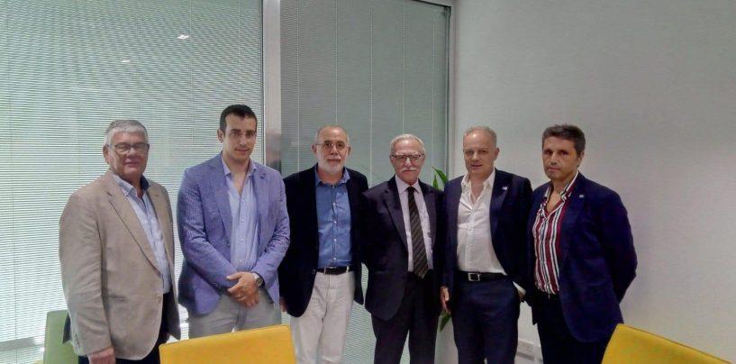 Architetti e Costruttori a Malta, prove di gemellaggio
