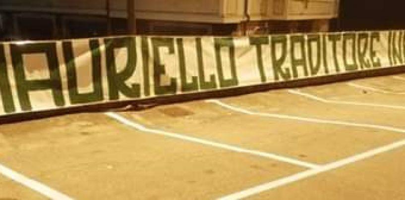 La Curva Sud incalza Mauriello e annuncia la maxi protesta