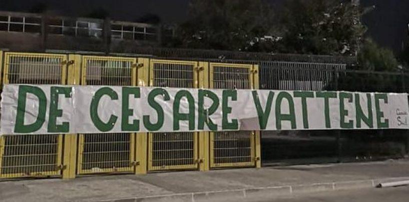 Crisi Avellino: Curva Sud in azione contro De Cesare