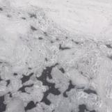 VIDEO/ Schiuma nel fiume Sabato a Prata: ecco le immagini dello scempio