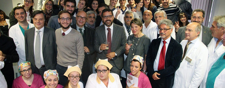 Gli studenti UniSa al terzo posto in Italia per l'accesso a Medicina