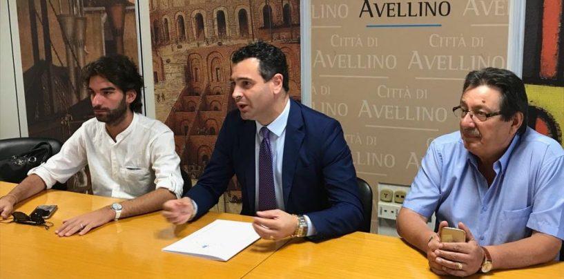 Cura del Verde nei pressi delle scuole di Avellino: completati i primi interventi