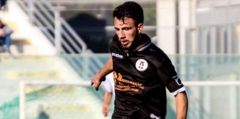 Gaetano Maranzino è un giocatore del San Tommaso Calcio