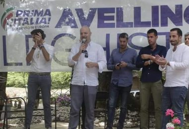 VIDEO/ A Montella e Cassano la prima festa irpina della Lega