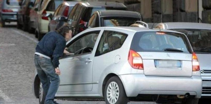 """Soldi in cambio di un """"parcheggio sicuro"""", abusivo allontanato da una clinica di Mercogliano"""