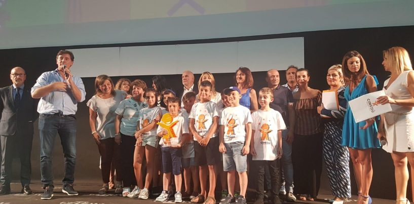 School movie Cinedù, al Giffoni il trionfo per Chiusano San Domenico