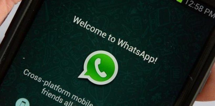 WhatsApp down: impossibile scaricare audio, foto e video