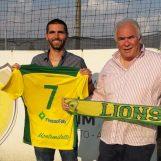 Promozione, il Lions Mons Militum ingaggia la punta Diego Zerillo