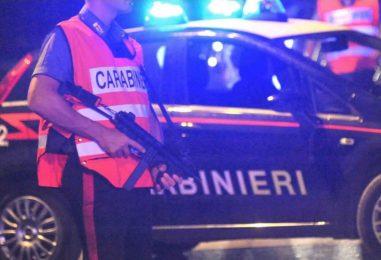 Montesarchio, è ai domiciliari ma se ne va a passeggio: arrestato dai carabinieri