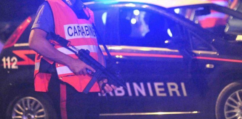 Sorpresi dai Carabinieri con hashish ed eroina: segnalati tre giovani assuntori