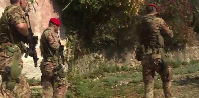 """Vallo Lauro, va avanti il piano straordinario di controllo dei Carabinieri. In azione anche i """"Baschi rossi"""""""