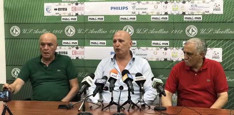 """Avellino, sfogo Mauriello: """"Noi massacrati, ottimista per la fideiussione"""""""