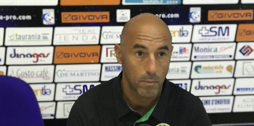 """Paganese-Avellino, Ignoffo: """"Bravi subito. Di Somma sa cosa voglio"""""""