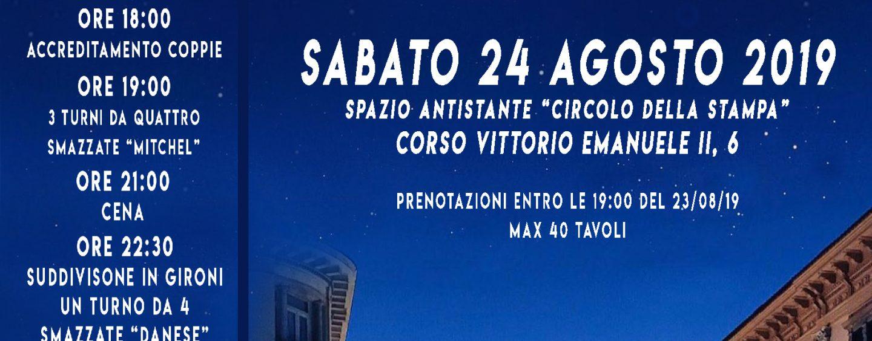 Burraco sotto le stelle ad Avellino: il programma