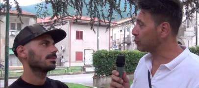 VIDEO/ Cagnolini sotterrati vivi a Serino, li salvano due extracomunitari