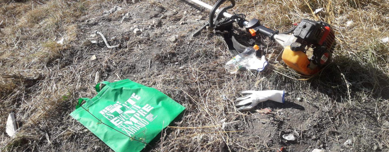 """FOTO/ """"Ripuliamo la città"""", ad Ariano la prima Giornata ecologica: per chi inquina sanzioni sempre più severe"""