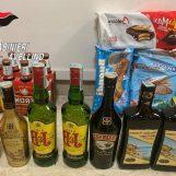 Sorpresi con alcolici e alimentari di dubbia provenienza: scatta la denuncia per tre stranieri