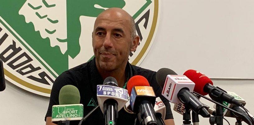 """Avellino-Bari, Ignoffo: """"Prova da applausi. Pronti a lottare in campionato"""""""