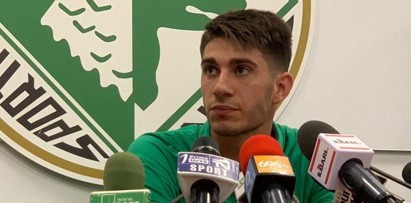 "Avellino-Bari, Rossetti: ""Tifosi stupendi. Catania avversario durissimo"""