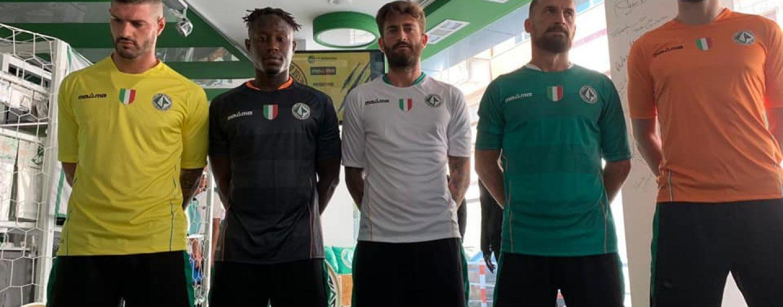 Avellino Calcio, ecco le nuove maglie per la stagione 2019/2020
