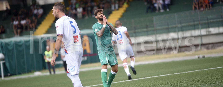 Il Catania è implacabile: Avellino in ginocchio all'esordio