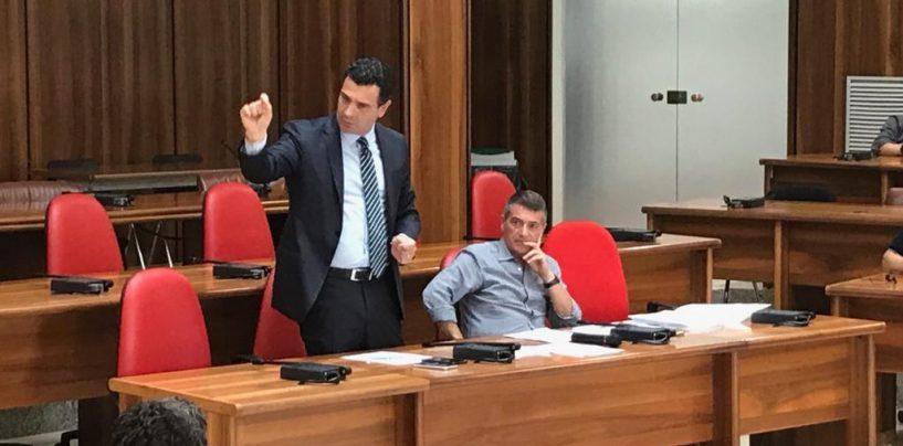 """Festa sfida Cipriano&Co: """"Ricorso al Tar sul predissesto? Mi auguro che lo facciano"""""""