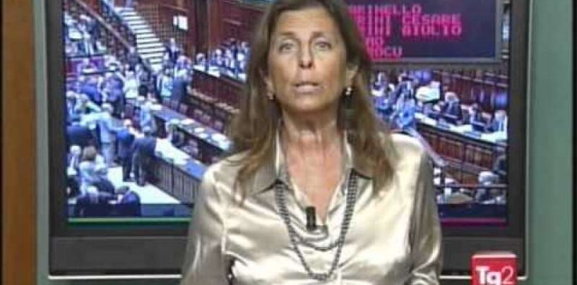 Sant'Angelo all'Esca saluta Ida Colucci, prima donna direttrice del Tg2
