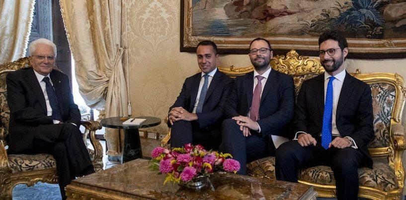 """Governo, Di Maio replica a Zingaretti: """"Il dl Sicurezza non si cambia"""""""