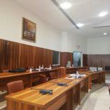 L'opposizione abbandona l'aula: gli assestamenti di bilancio passano con i voti della maggioranza