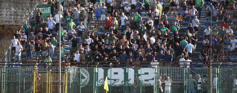 Paganese-Avellino, settore ospiti: ecco la risposta del tifo biancoverde