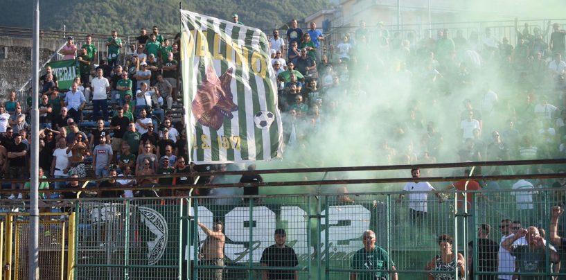 """Paganese-Avellino: lupi al """"Torre"""" con 350 tifosi al seguito"""