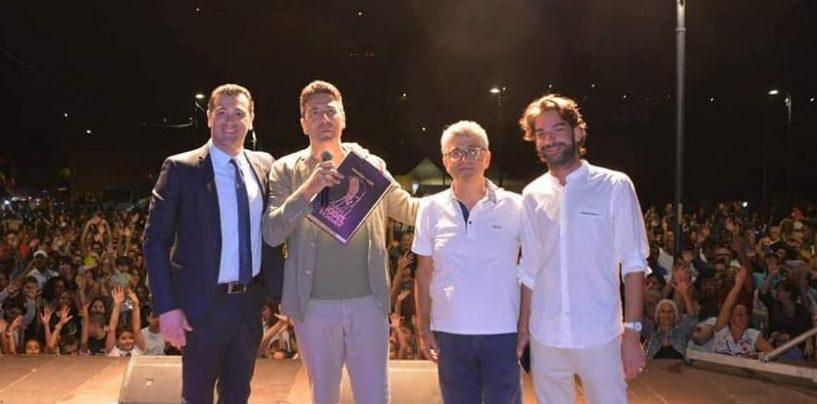 Avellino Summer Fest: bagno di folla a Picarelli per i comici di Made in Sud