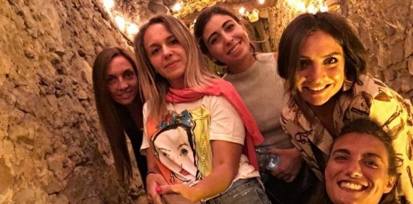Sagra Girls, l'agenda social degli eventi. Cinque ragazze che si divertono più alle sagre che in discoteca