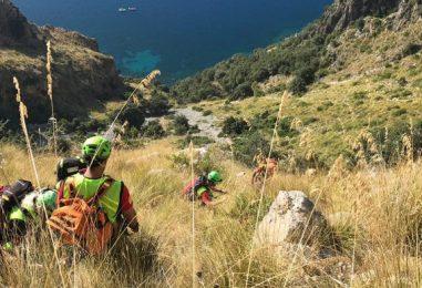 Disperso da giorni: escursionista francese trovato morto in Cilento