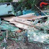 Sequestrata area di 500 mq con rifiuti di vario genere: chiesto l'intervento dell'Arpac