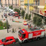 VIDEO/ Incendio Pianodardine, dopo gli striscioni e i 6×3 i pompieri ringraziano l'Irpinia
