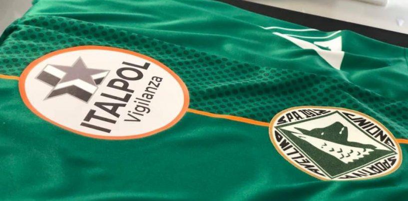 Italpol, a volte ritornano: l'Avellino ha un nuovo sponsor