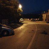 FOTO/ Schianto a Mirabella Eclano: auto e camion fuori strada. Una persona soccorsa