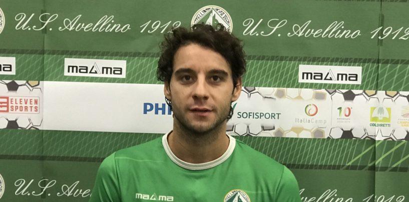 """Zullo: """"Grazie Avellino, mi hai dato la forza per superare l'infortunio"""""""