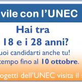 Servizio Civile Universale, 66 posti disponibili con l'Unec. Candidature entro il 10 ottobre